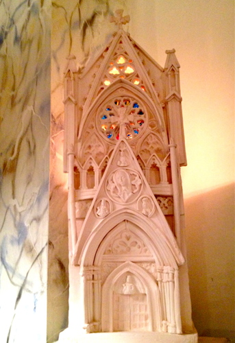 St. Patrick's Cathedral by Artist Craftsmen of New York