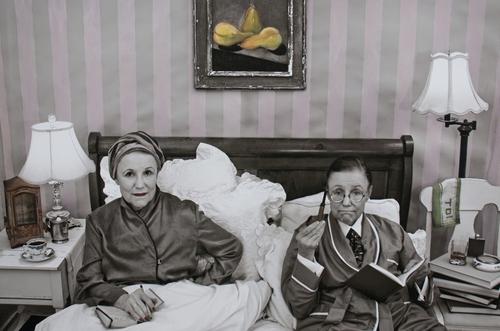 Simone et Sartre<br>Les Conspiriteurs