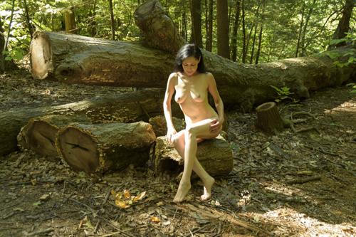Vox Serene -- Figure Study #2 - In Contemplation