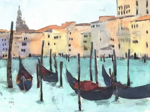 Venice Plein Air VII