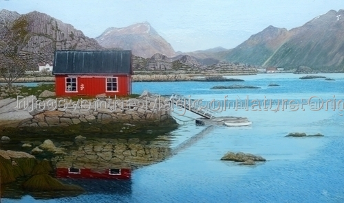 Summer Cottage in Ballstad - £525
