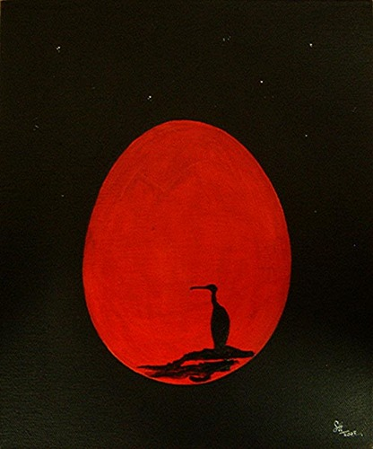 Cormorant's Egg - SOLD