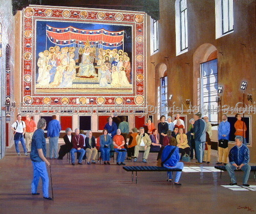 The Majesty of Sienna - £875