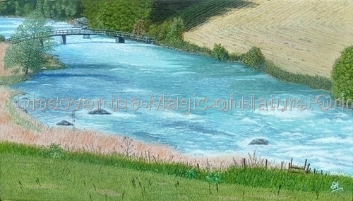 Glacial River at Olden - £295