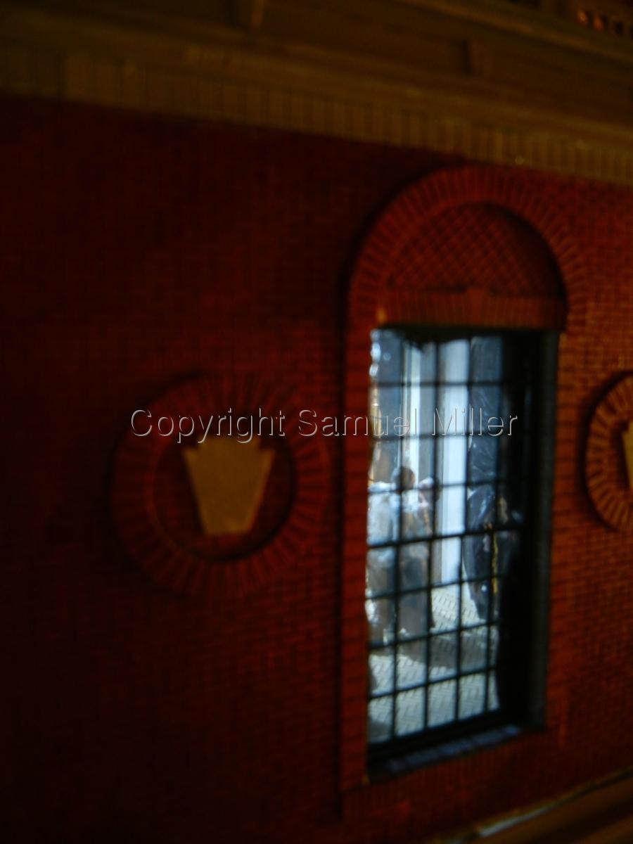 Keystone Hotel ( ballroom detail) (large view)
