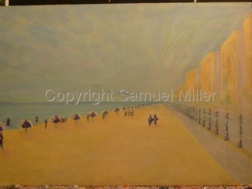 Virgina Beach (Sensory deprivation at) (large view)
