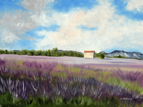 House in the Lavender