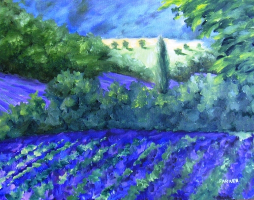 Provence Vista