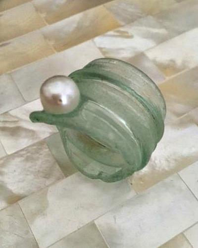 Bottletop ring