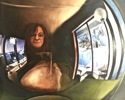 Self Portrait in a Fish Bowl (thumbnail)