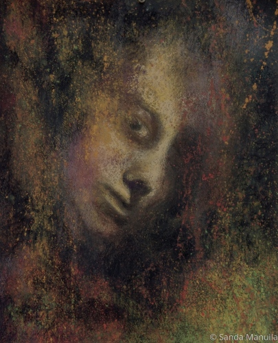 Ghost Series, Self Portrait