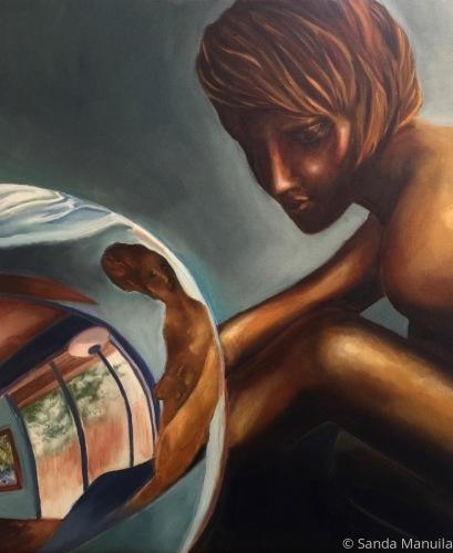 Painting--Oil-AllegoricalDreamcatcher