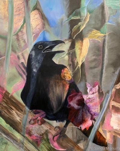 The Garden by Sanda Manuila