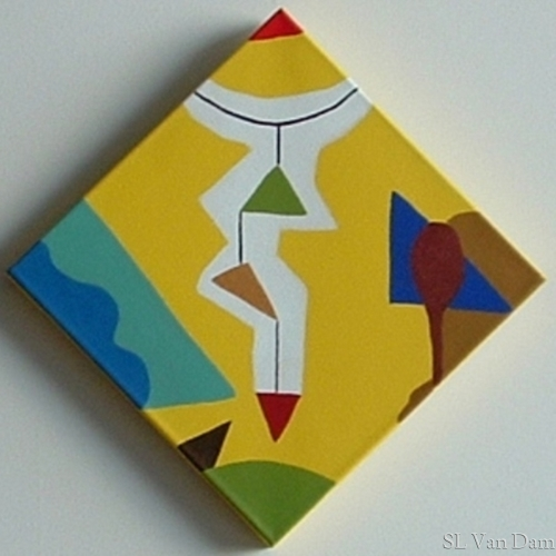 Homage to Wassily - panel 1