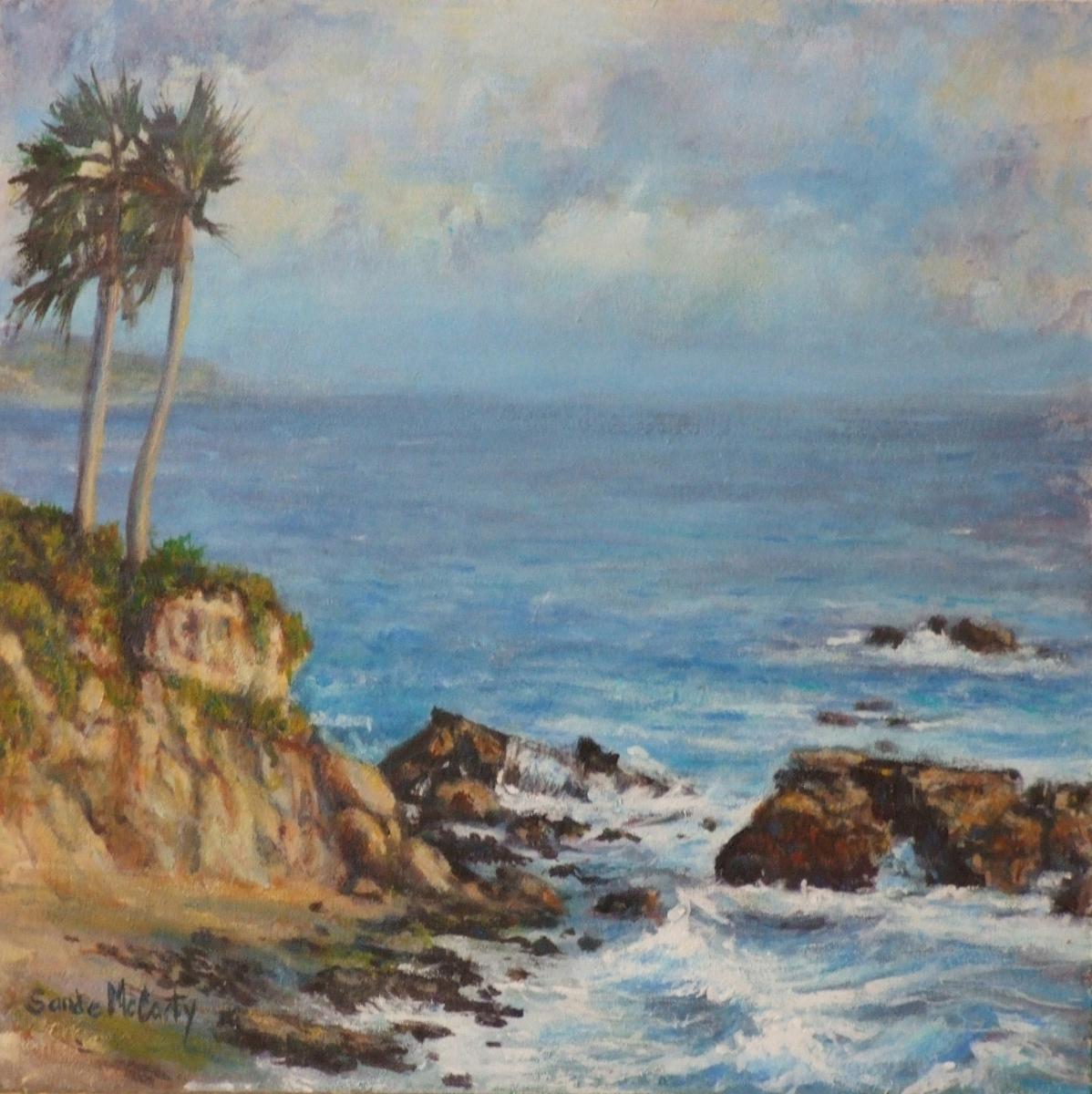 Point at Laguna Beach (large view)