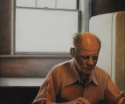 OLD MAN EATING LUNCH (thumbnail)
