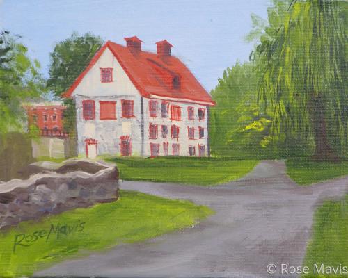 Luckenbach Mill