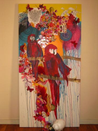 Garuda, Manu & The Cold Side Of The Pillow (2008)