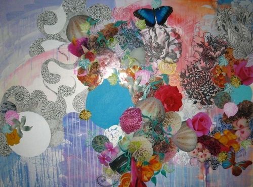 Untitled For Once (2010) - Sold