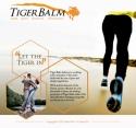 Tiger Balm Mockup Website (thumbnail)