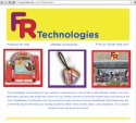 FeadeReader Website (thumbnail)