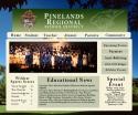 First Re-design Website (thumbnail)