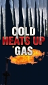 This Gas graphic aired over the should of anchors of FOX Business. (thumbnail)