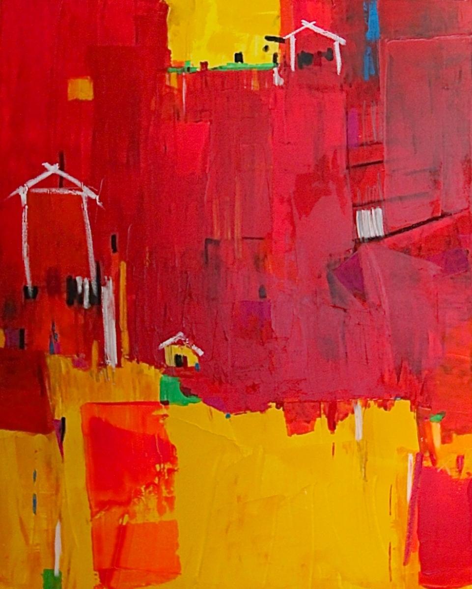RED DOOR. MIRAGE. (large view)