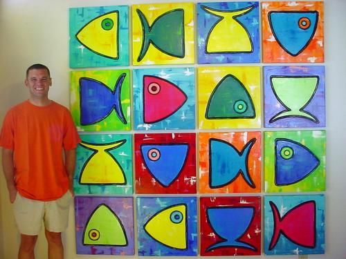 Fish Split Series (large view)