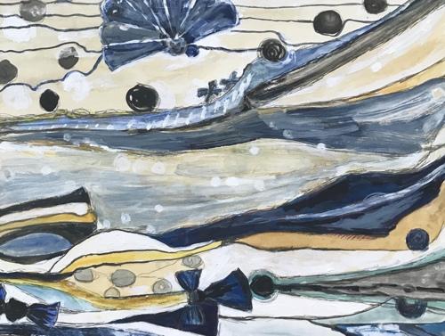 Landscape II, Kimono Series
