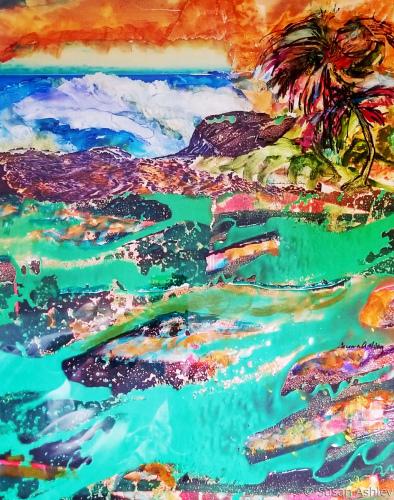 NANA NA MOE by Ashleyfinearts.com