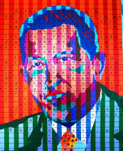 Hugo Chavez Frias I