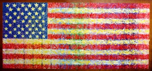 American Flag I (thumbnail)