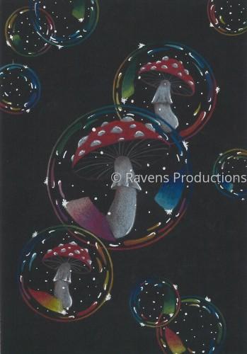 Bubble Shrooms