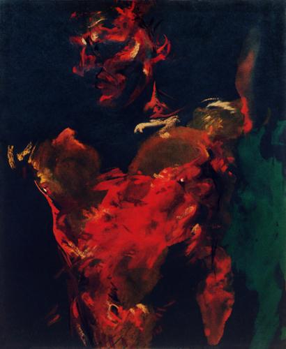Satyr by Shane Bishop Art