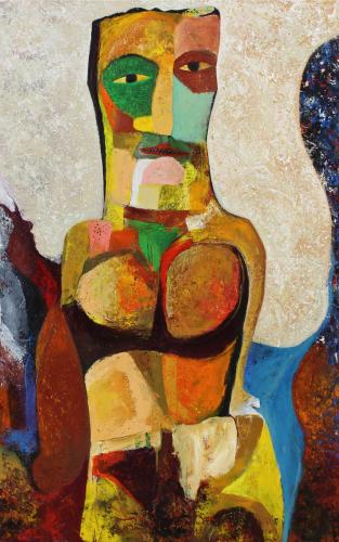 The prophet by Soren Bouzon