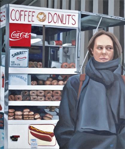 Coffee Donuts by Steven Boksenbaum