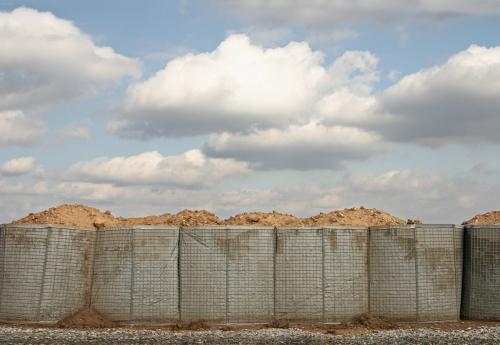 Bunker, Baquba