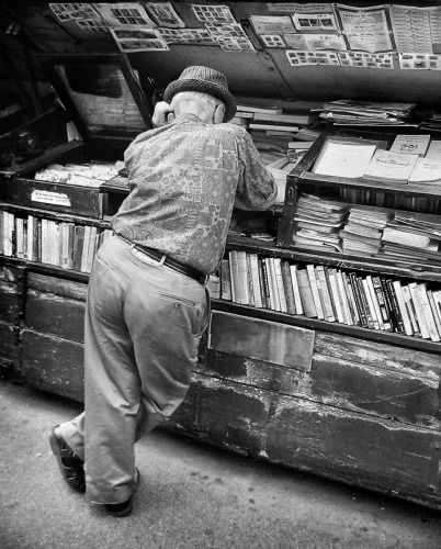 Bookseller, 2000 by Scott Alan Brill