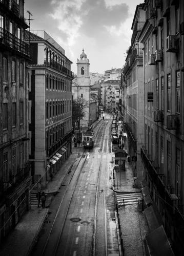 Lisbon by Scott Alan Brill
