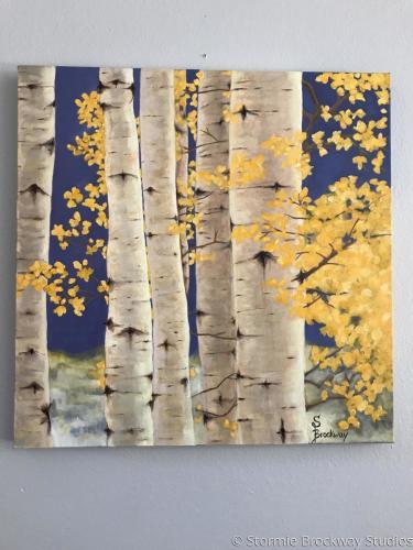 Tahoe Birch