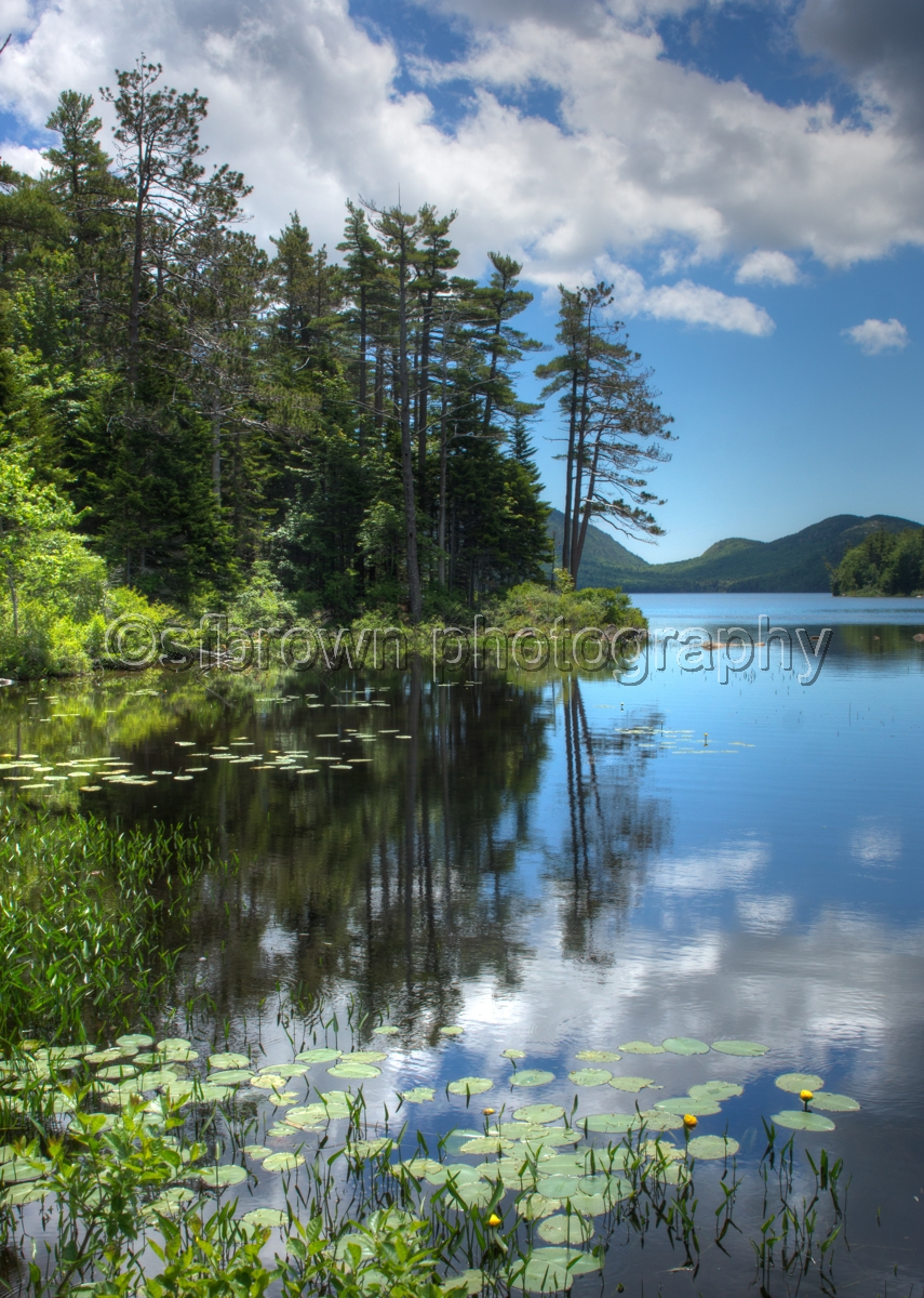 Mirror of Acadia (large view)