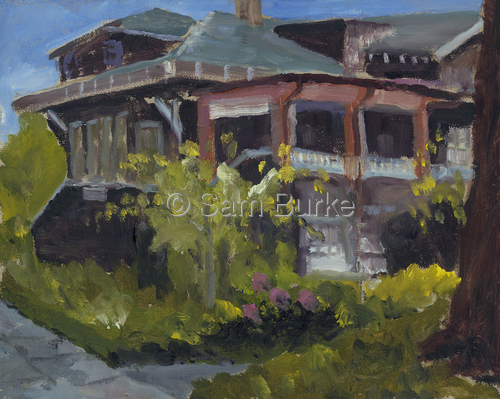 Couper Inn, Palo Alto, California by Sam Burke