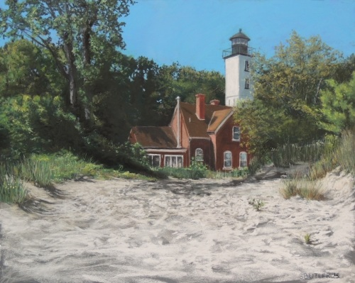 Presque Isle by The Artwork of Sean Butler