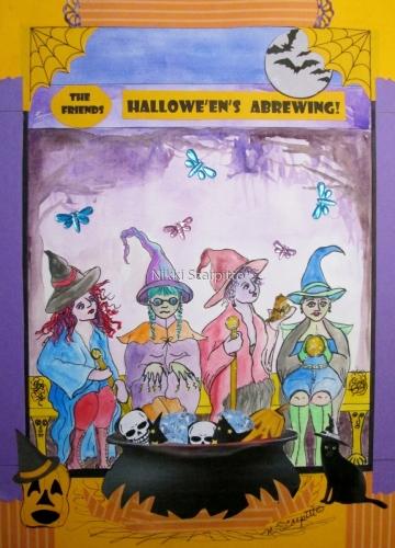 Hallowe'en's Abrewing