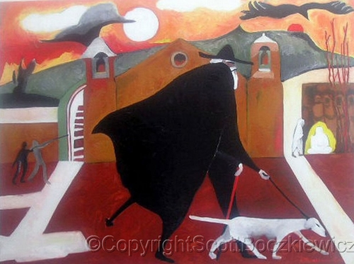 Perro del Diablo by Scott Boczkiewicz