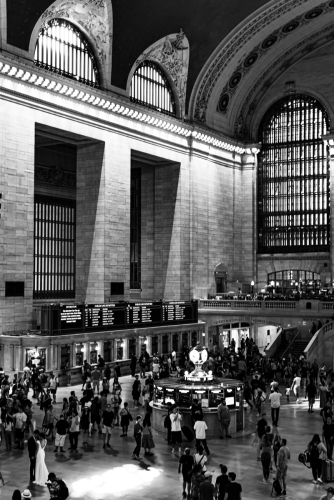 Love at Grand Central by     steve conwell