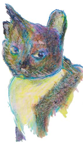 Cat-Crayone