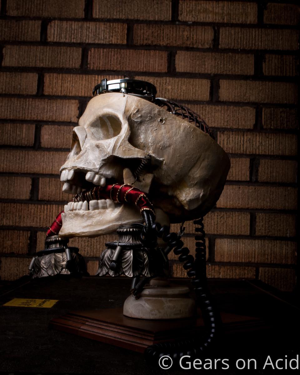 Skull Phone (large view)