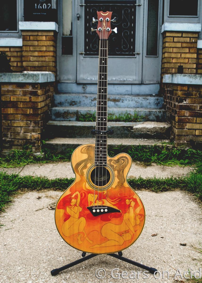 Dan's Guitar (large view)